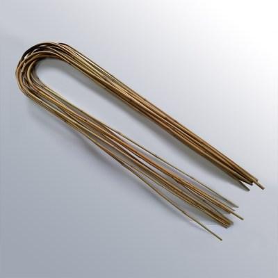 5ft U-bend Bamboo Canes | AK Kin Garden Supplies