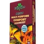 Evergreen Multi Purpose Compost + John Innes 60 Ltr – 1 x 60 Ltr Large Bag