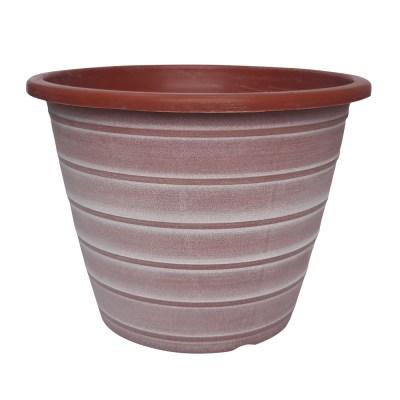 Olympia Stout Planter Terracotta 12'