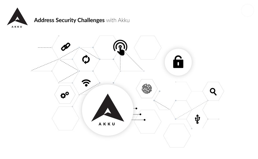 7 Ways in Which Akku can Help you Address Security Challenges