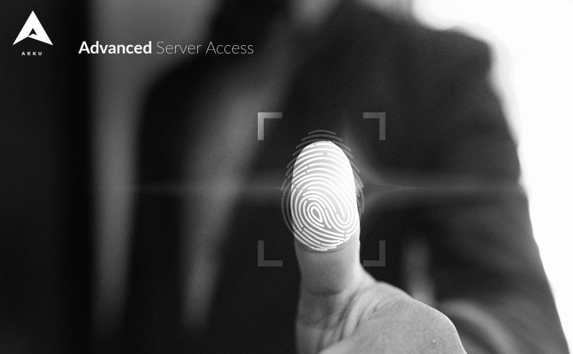 What is advanced server access?