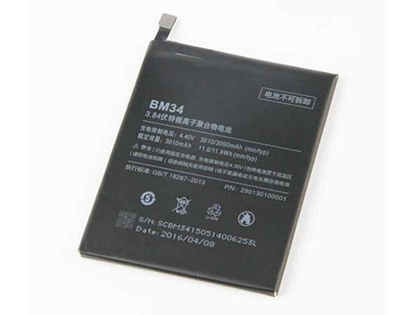 LAPTOP-BATTERIE Xiaomi BM34