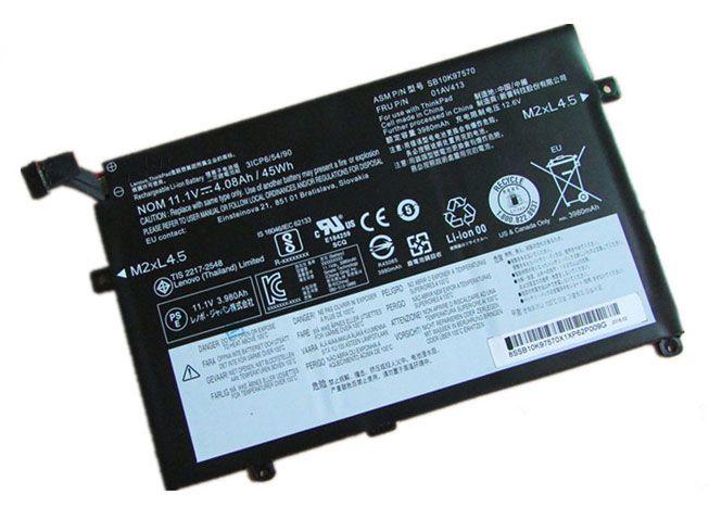 LAPTOP-BATTERIE Lenovo 01AV411
