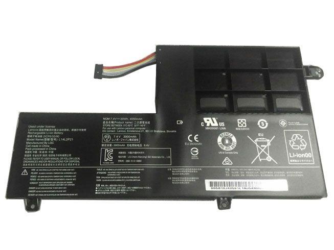 LAPTOP-BATTERIE Lenovo L14M2P21