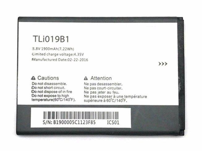 LAPTOP-BATTERIE Alcatel TLI019B1