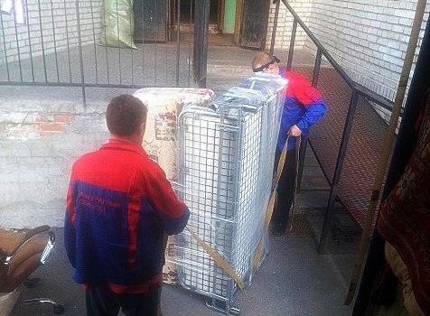 О перевозке мебели в СПб