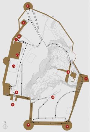 kroki, http://www.messner-mountain-museum.it/
