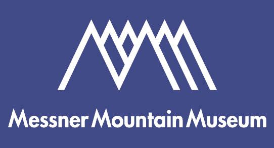 Sıradağlarcasına M'lerden logo, http://www.messner-mountain-museum.it/