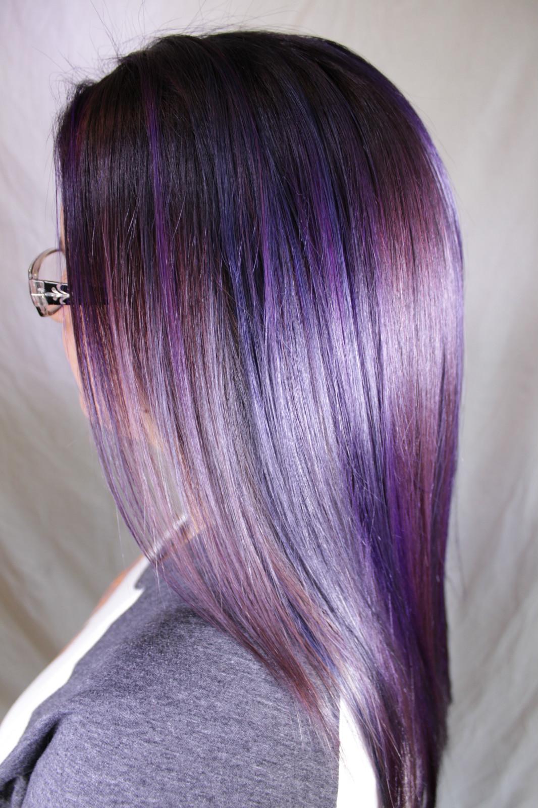 Rainbow Hair AK Lounge San Antonio Hair Permanent