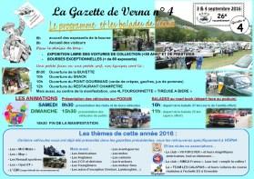 La Gazette de Verna 4-1