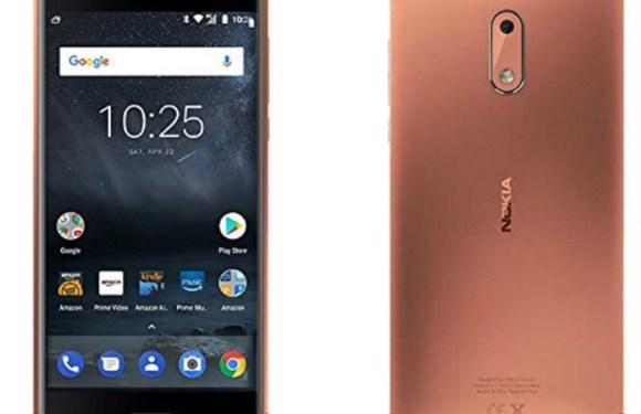 NOKIA 8 Variant With 6 GB RAM And 128 Inbuilt Storage Launch Set To October 20