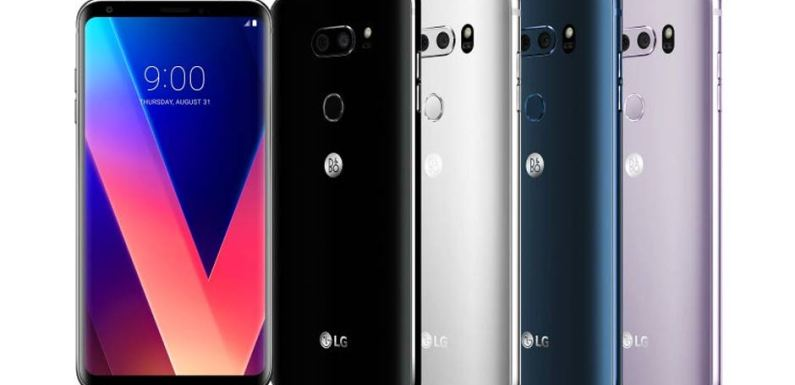 LG V30+ Launch In India With 6 Inch Full Vision Display And Dual Rear Camera