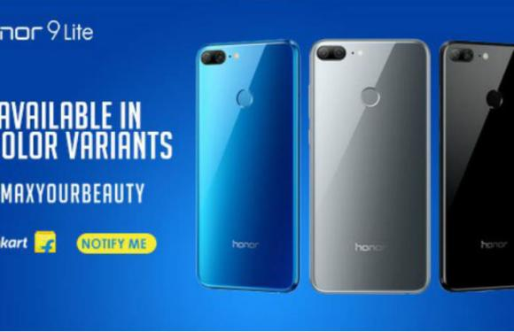 Honor 9 lite With Quad Camera launched In India