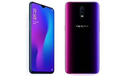 Oppo R17 With 6.4-inch Display and In-Built Fingerprint Sensor