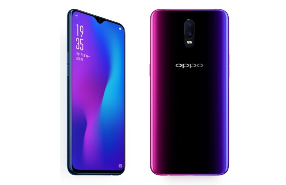 Oppo R17 With 6.4-inch Display and In-Built Fingerprint Sensor Has Been Launched