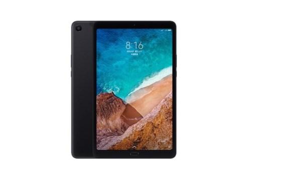 Xiaomi Mi Pad 4Plus with Fingerprint Sensor  and 8,620 mAH battery had launched