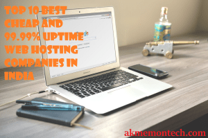 Best And cheapest hosting provider in India