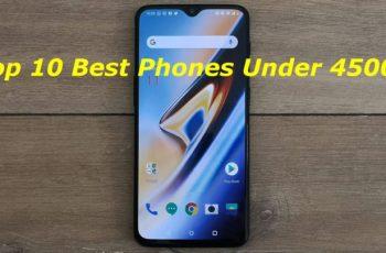 Top 10 Best Phones Under 45000