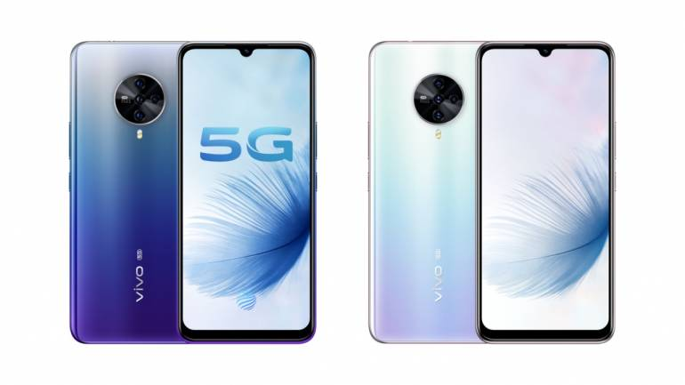 Vivo S6 5G With Quad Rear Camera