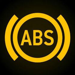 Anti Lock Breaking system - ABS Light