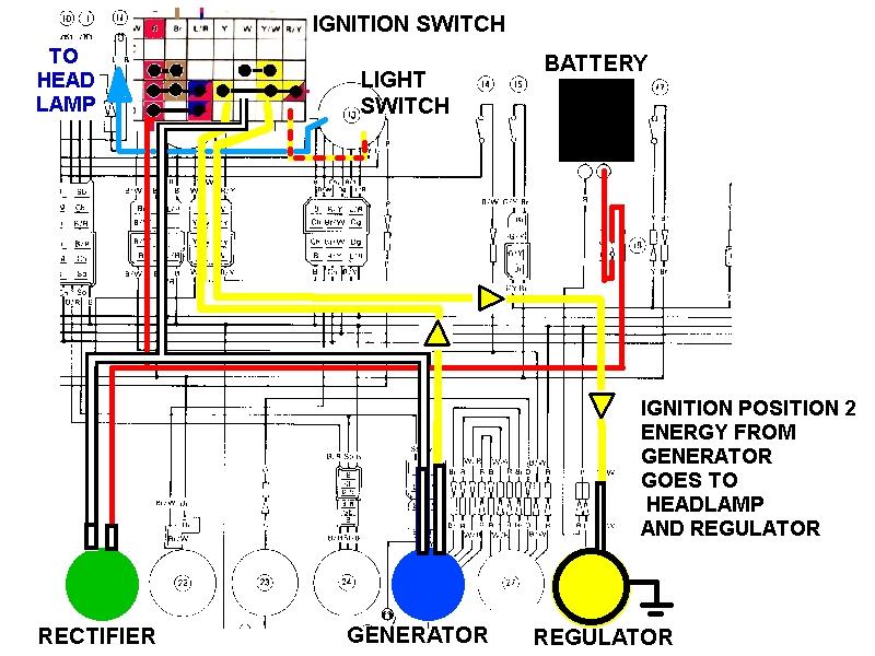 Dt 175 Mx 12volt Conversion Yamaha Workshop Manual Guide