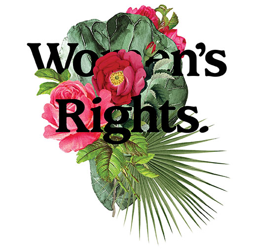 Women's Rights LS Tee 5
