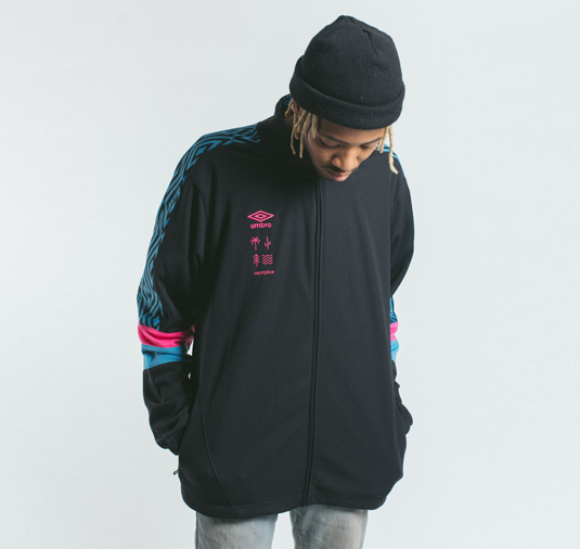 AK X UMBRO Manifest Retro Jacket 5