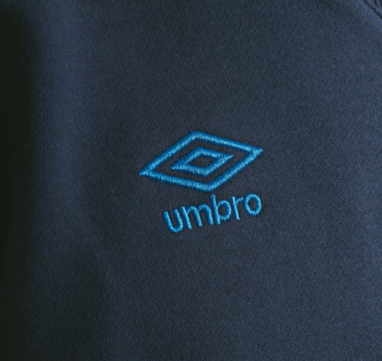 AK X UMBRO Fear Love Fleece Crewneck 10