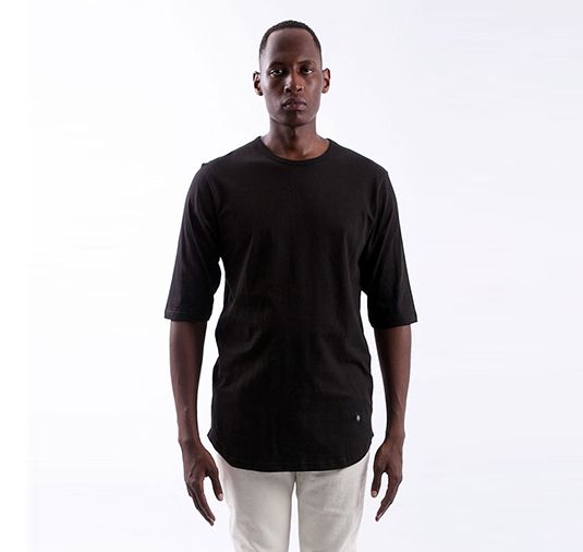 Elongated Sleeve Moan Tee 3