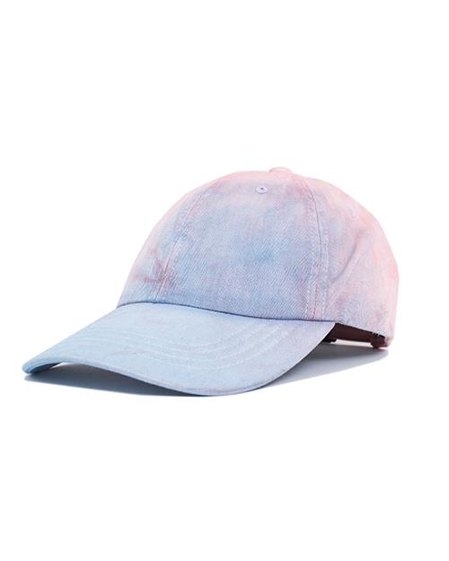 Madder Root Indigo Hat