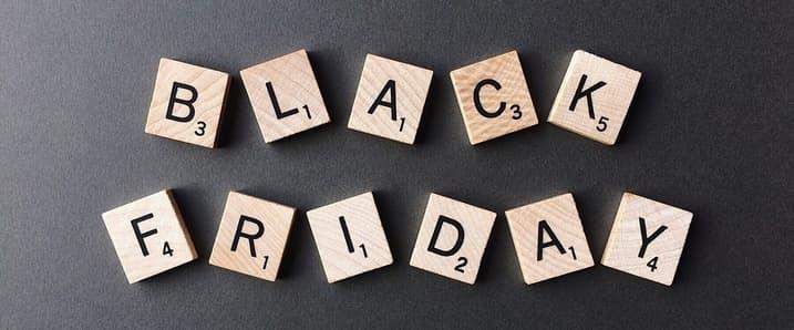 Black Friday – Čierny piatok – Slovensko – 2020 – Súhrn zľiav