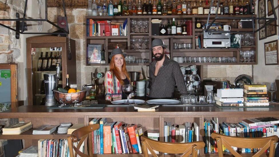 Prosperujúci Jazz Bar v Splite