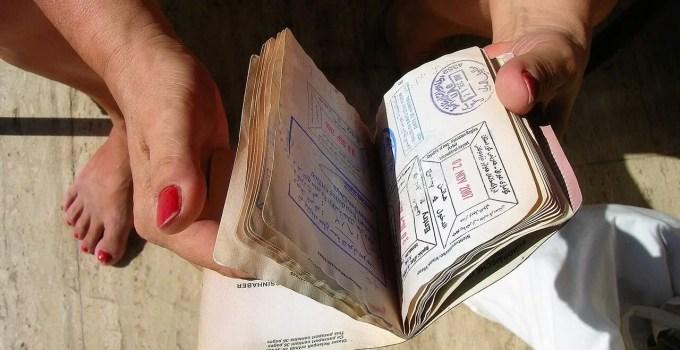 cestovné doklady