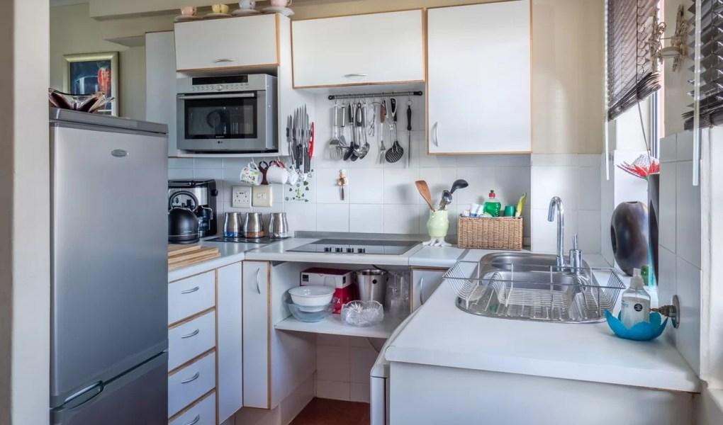 Avoir une cuisine organisée