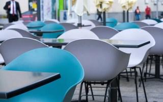 coronavirus et l'avenir des restaurants
