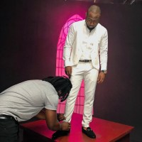 Celebrity stylist, KenEpisode1, set to break International Records