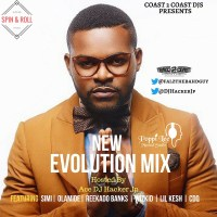 MIXTAPE: DJ Hacker Jp Ft. Falz - New Evolution (Mix)