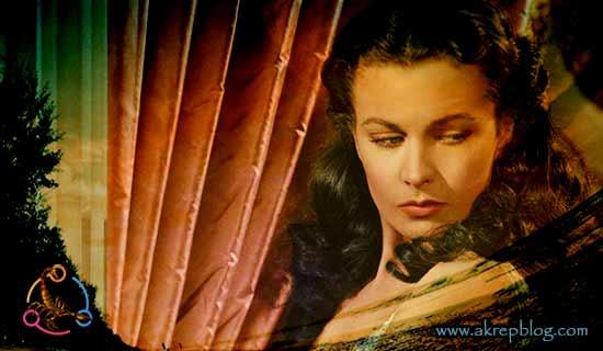 koç burcu kadını özellikleri Scarlet O'hara koç burcu kadını istediğini elde eder