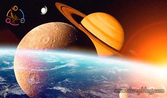 Mars Satürn Kavuşumu ve Hayatımıza Etkileri