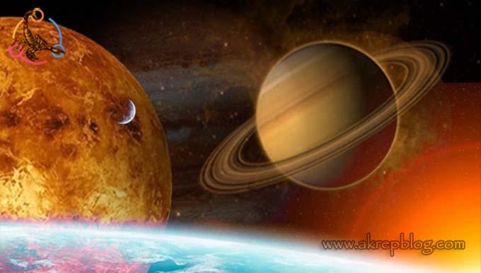 Venüs Satürn Karşıt Açısı ve Etkileri