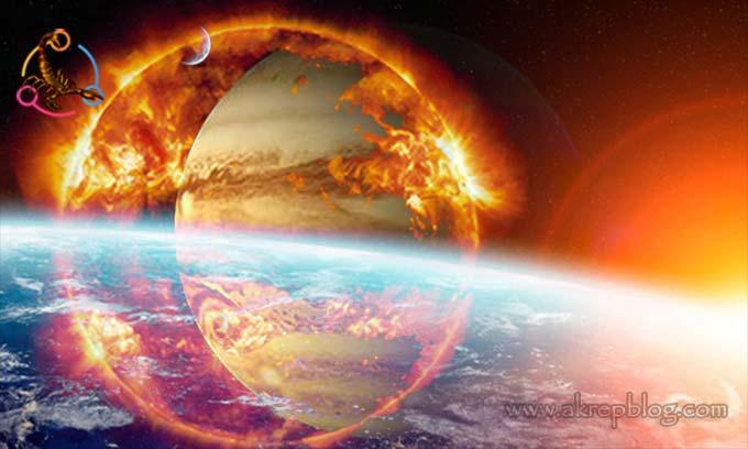 Güneş Jüpiter Karşıt Açısı ve Etkileri