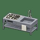 Animal Crossing New Horizons Open-Frame Kitchen Price ... on Kitchen Items Animal Crossing  id=97817