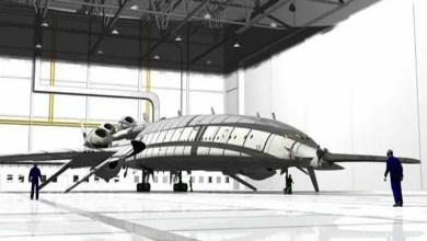 """Photo of هل تصبح """" فلاش فالكون """" أول طائرة ركاب تعمل بالطاقة النووية ؟"""
