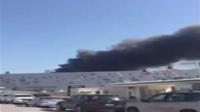 Photo of بالفيديو .. حريق ضخم في دار الأوبرا الكويتية