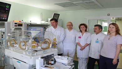 """Photo of الأطباء الروس يبتكرون طريقة جديدة للكشف عن أمراض الأطفال """" الخدج """""""