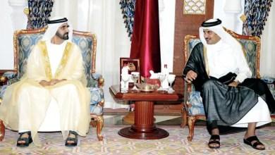 Photo of حاكم دبي يؤلف قصيدة لإقناع قطر بالتعاون لإنهاء أزمة الخليج !