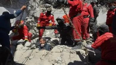 Photo of منظمة حقوقية : عشرات الجثث لا تزال تحت أنقاض الموصل القديمة