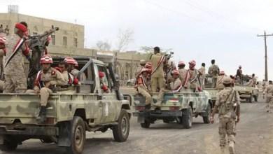 Photo of الجيش اليمني يسيطر على مواقع مهمة في مأرب