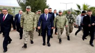 Photo of وزير الدفاع التركي : لا نستبعد اتخاذ الاجراءات الضرورية إذا تعرض أمننا للتهديد من عفرين