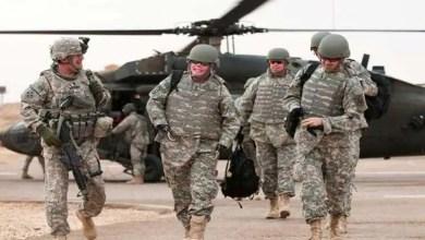 صورة قائد قوات التحالف الدولي : القوات الأمريكية ستبقى في العراق بعد هزيمة تنظيم داعش